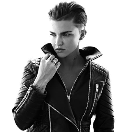 Ruby Rose makes me question everything. http://t.co/ptUK6pCBKE