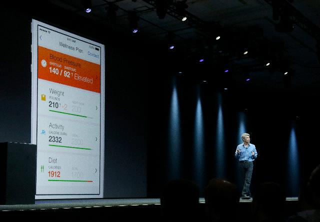 "Apple says HealthKit is ""on fire."""