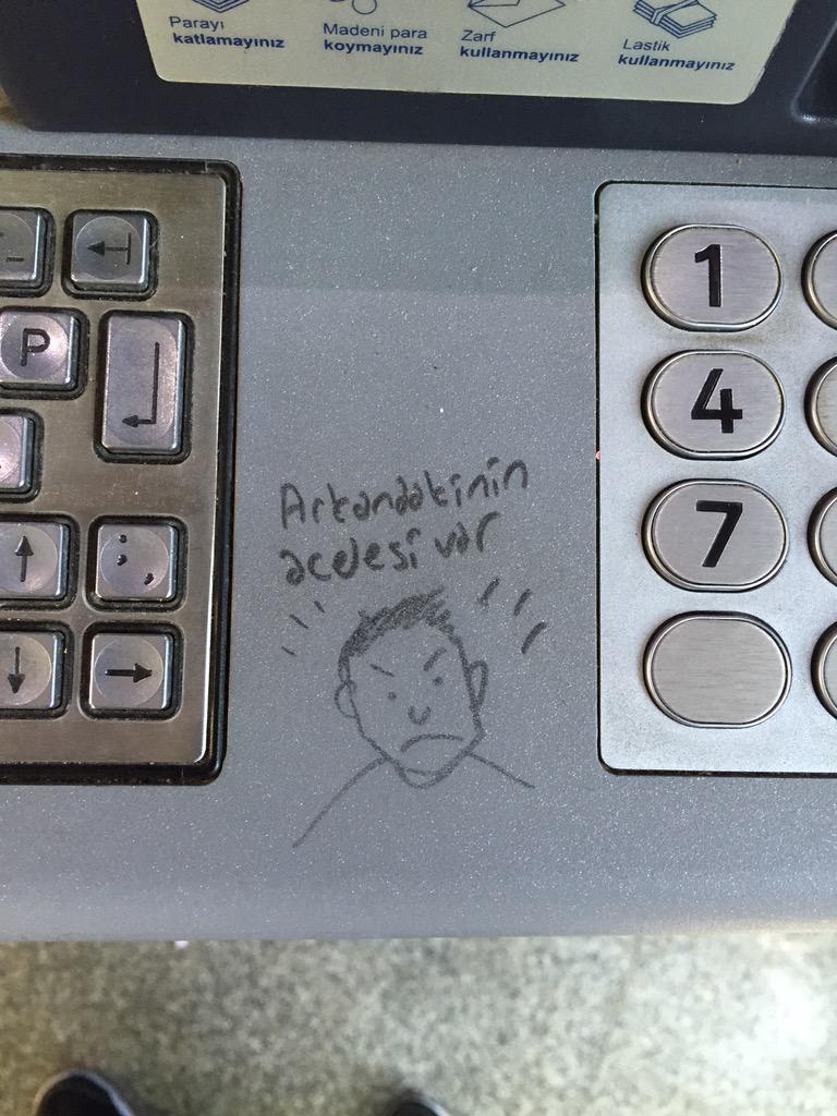 Her ATM'ye gerek. http://t.co/zonmxHe4Hg