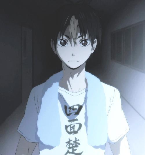 """Haikyuu Nishinoya Manga: RT Your Anime OTP On Twitter: """"Nishinoya Yuu And His Hair"""
