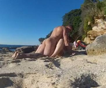 spiaggia amatoriale italiana