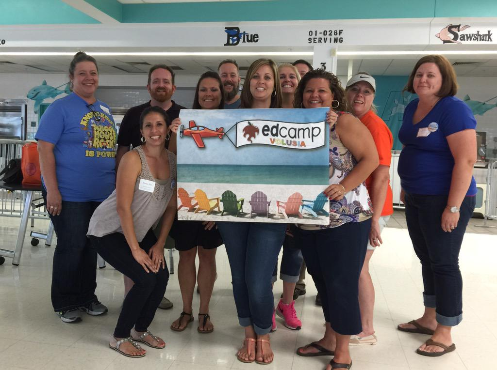 #edcampvolusia Year 1 in the books! Awesome event everyone! Go team Volusia! http://t.co/cXdaiuoukV