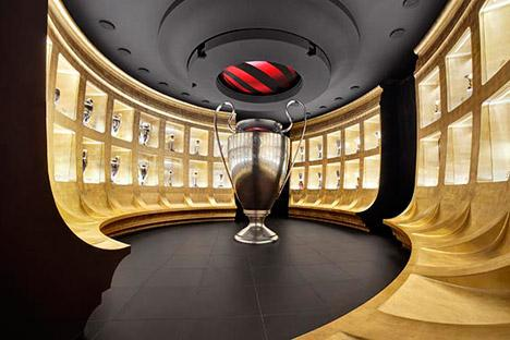 AC Milan Trophy Room Vs Arsenal Roompictwitter C4FN8PKb0x