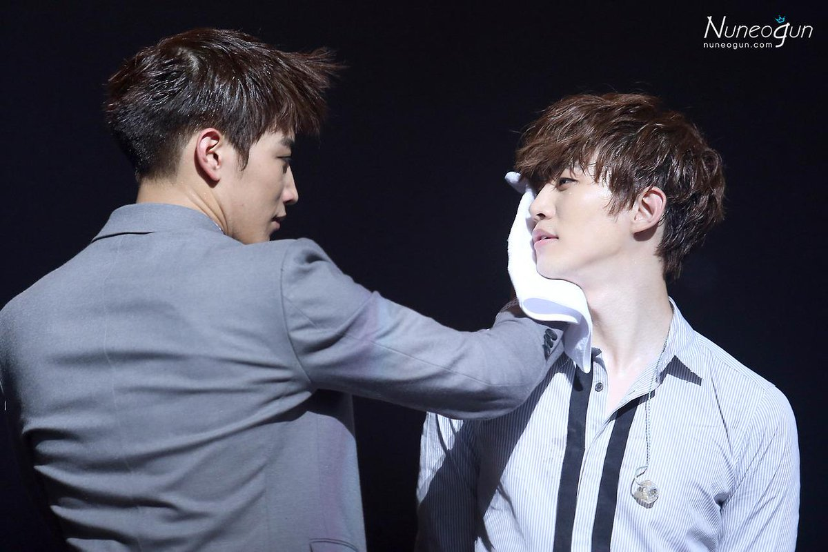 "2pm members dating – during 2pm's hands up asia tour, junho and wooyoung performed together a song that junho wrote, while wooyoung choreographed and designed their outfits – wooyoung was the first 2pm member to release a single album – ""23, male, single"" (july 2012) – in 2015 he made his solo debut in japan, with the single ""rose."