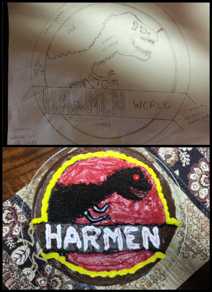 Pleasing Keith Plantier On Twitter Harmens Birthday Cake Concept And Funny Birthday Cards Online Amentibdeldamsfinfo