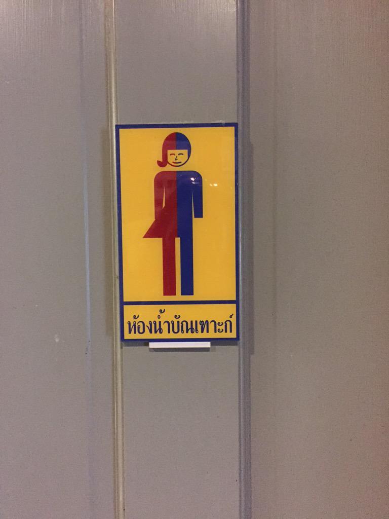 How Would You Feel - Transgender In Bathroom