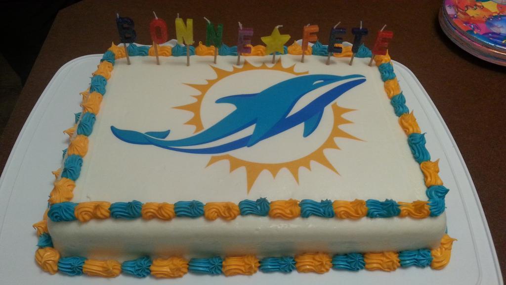Miami Dolphins On Twitter Radikaltekno Happy Birthday Marc
