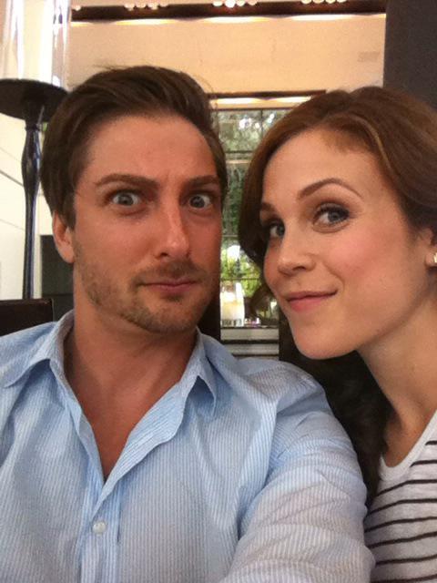 Daniel Lissing and Erin Krakow | WCTH | Pinterest | Daniel Lissing ...