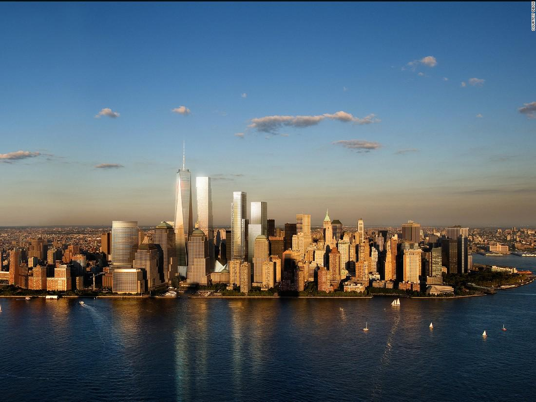 This Is What The Last World Trade Center Building Will Look Like