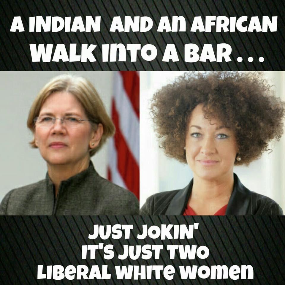 An Indian & an African walk into a bar..... LMAO #tcot #twcot #sgp http://t.co/sALeyss8PF