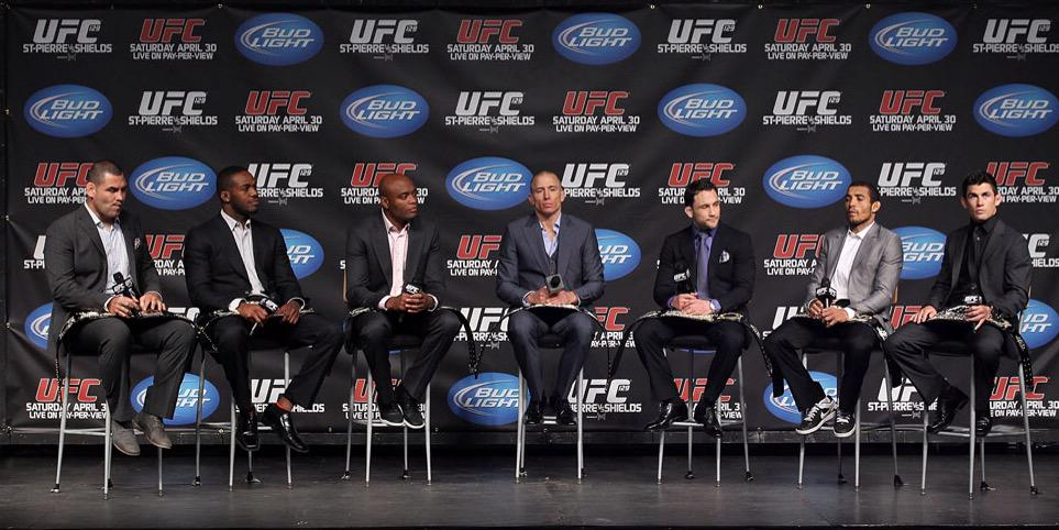 Jose Aldo is the only one left. http://t.co/dN38IGSh0z