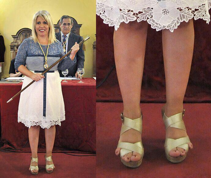 La nueva alcaldesa de Jerez. A ver quien supera esto