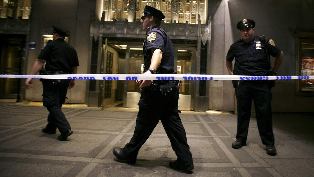 Five Injured in Waldorf Astoria Hotel Shooting http://t.co/tTMspnpjzN http://t.co/i5jNtTHP8s