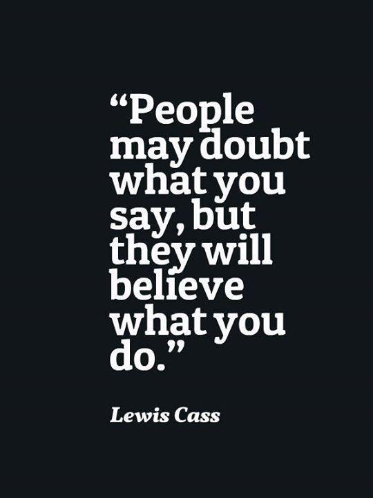 I Will Believe
