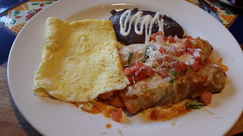 Mexican restaurants serving breakfast for Restaurants that serve brunch