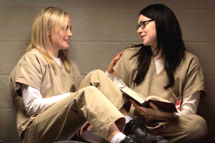 all the lesbian shower scenes in the world can t save oitnb