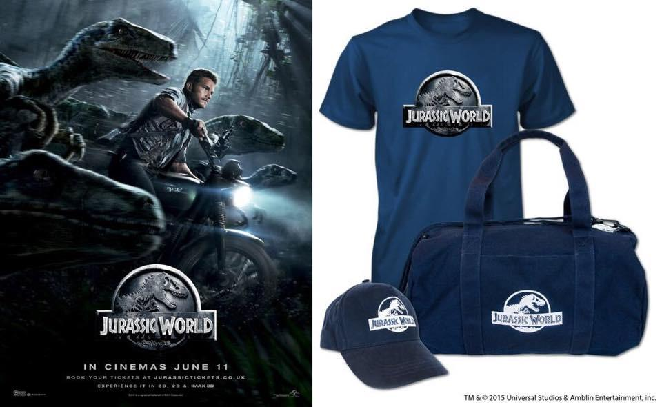 Want to win some great #JurassicWorld goodies? Just follow and RT by 9.30pm tonight! https://t.co/cW3vGLumij http://t.co/2dYBjqxwM8
