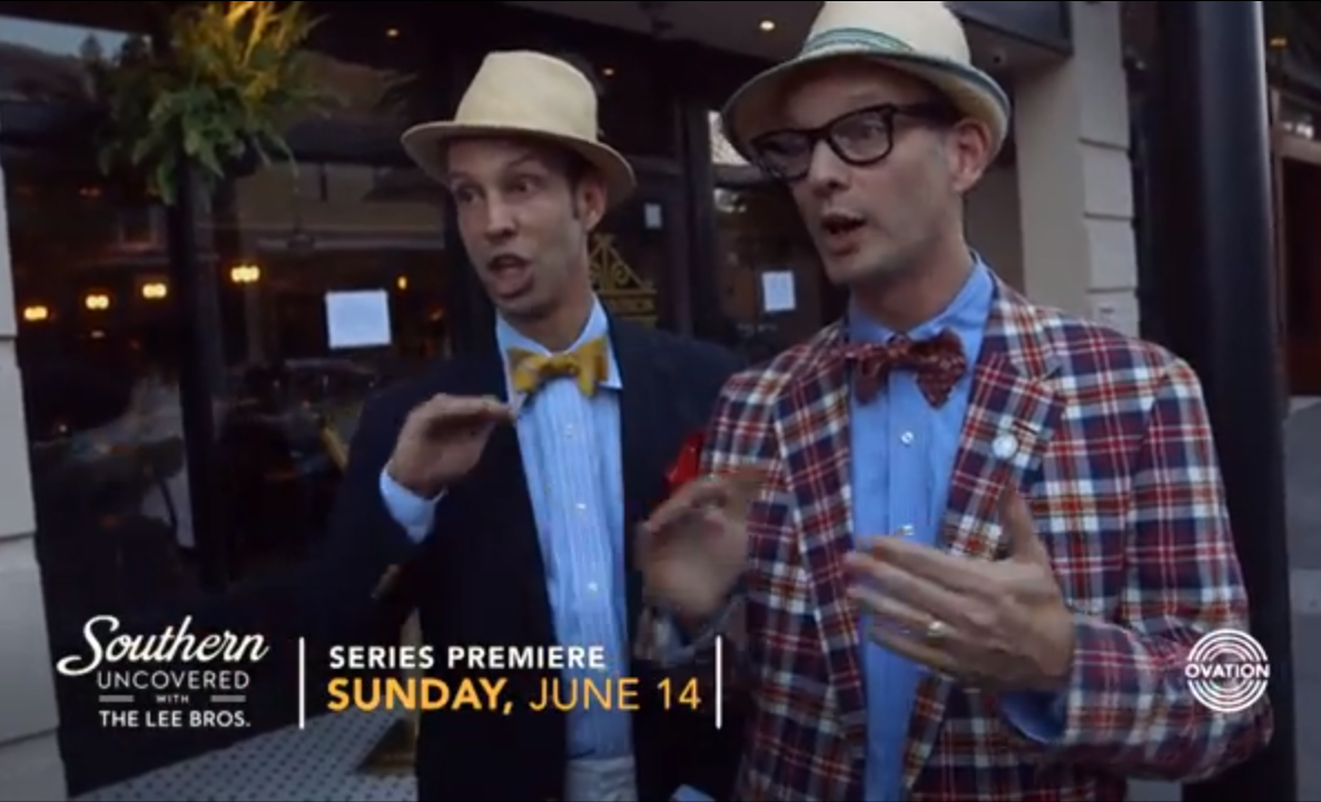 @chefsymon @hseanbrock We finally got our own TV show, debuts 2nite 8PM!! Hope u like! http://t.co/foCs47VpWn http://t.co/x1hjzI3vjg