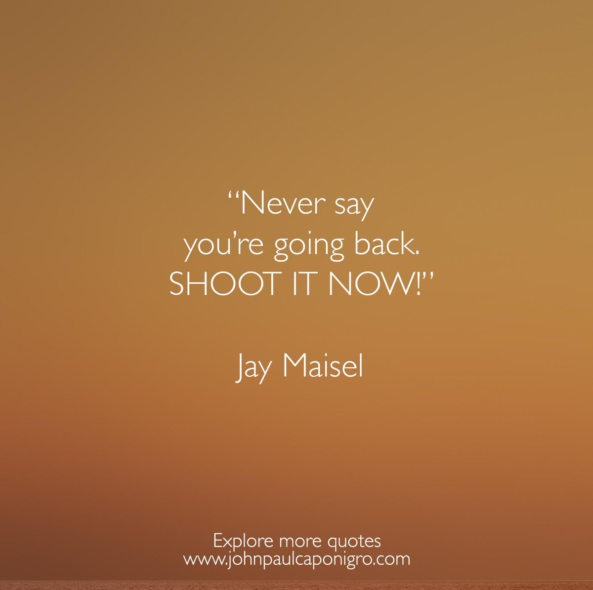 Insight from photographer Jay Maisel. #quotes #photography http://t.co/EtBVVTR9tz