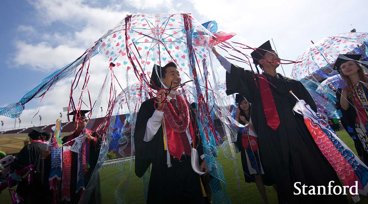 Thumbnail for Stanford's 124th Commencement Ceremony - 2015