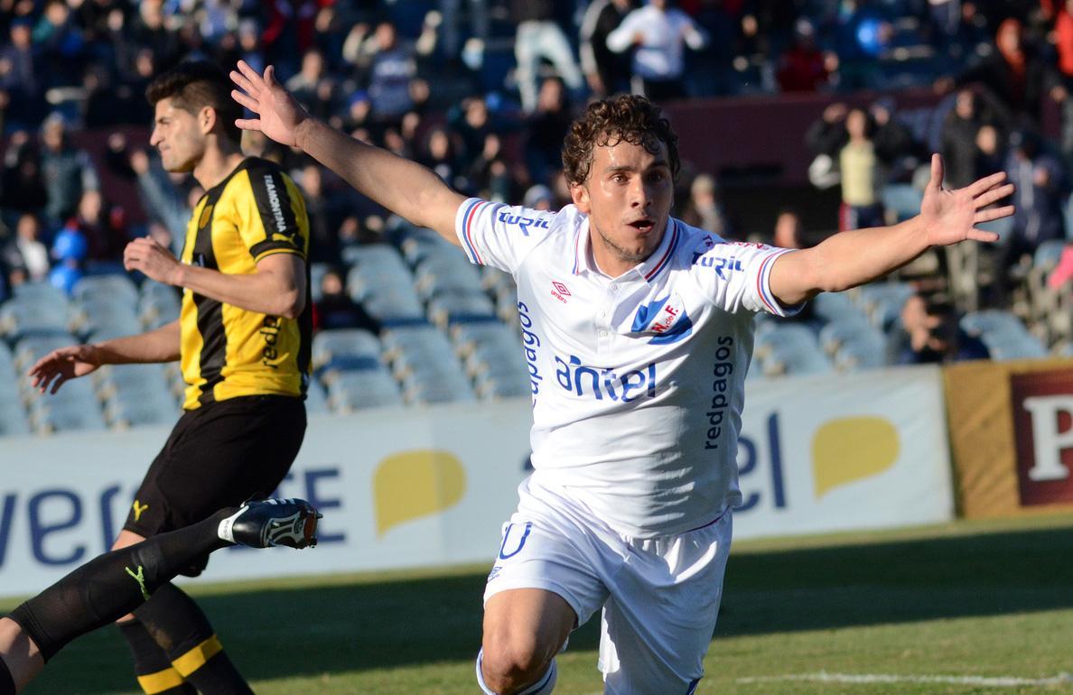 Nacional campeón uruguayo