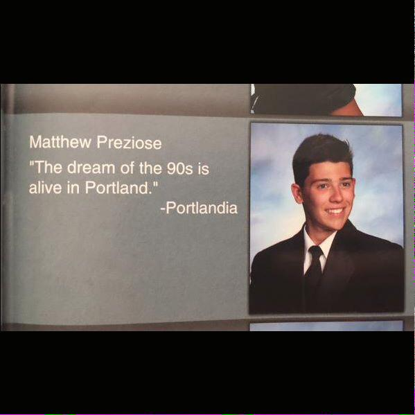 "Great Senior Quote: EBHS Humanities On Twitter: ""You Guys Had Some Good Senior"