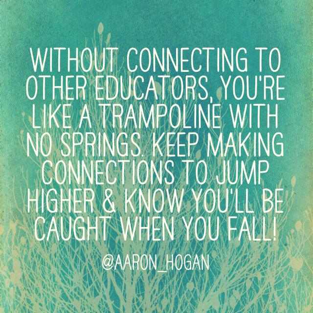 Don't forget to build your #PLN tonight@duringg #txeduchat http://t.co/OoWUQri6DY