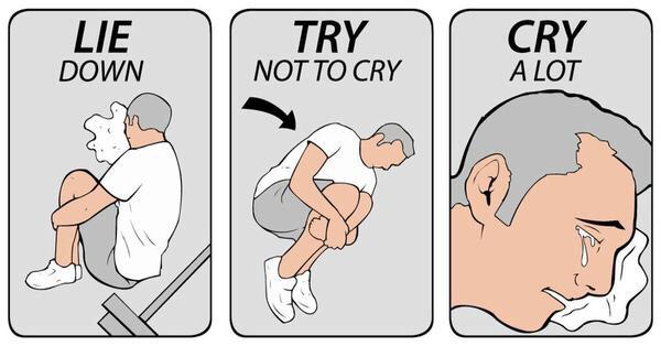 I imagine everyone can relate to this right now #GameofThronesFinale
