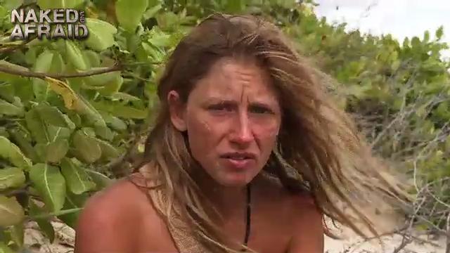 Naked and afraid lesbian-5947