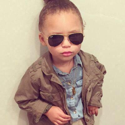 """Riley curry backstage like """"let's do this"""" http://t.co/VZDpO4J5VE"""