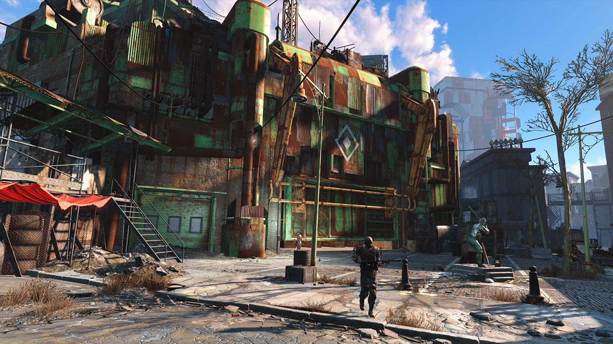 #Fallout 4 is coming out November 10th! http://t.co/odpMjwdKd9 #E32015
