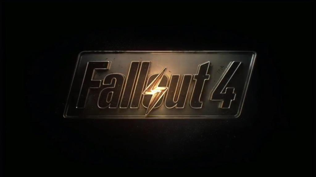 Fallout 4 coming dropping 11-10-15. HYPE! #E32015 #BE3