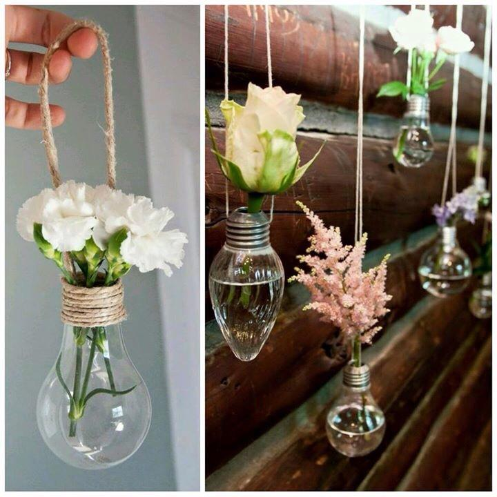Love this idea #recycle #flowervase #DIY #organiclife http://t.co/brNffJ1o25