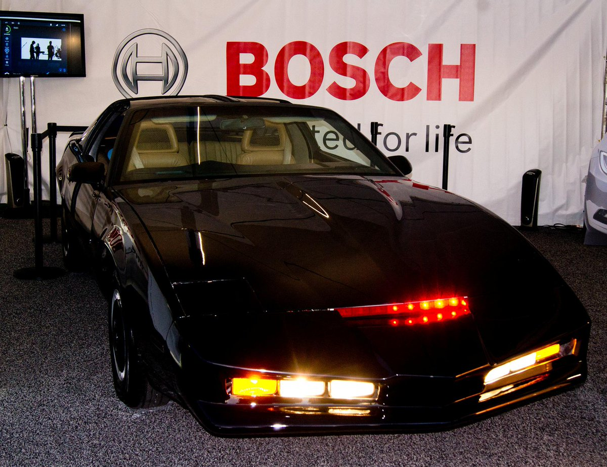 Do you remember #KITT? See how its futuristic #selfdriving functions have become reality: http://t.co/JT1gtgGqnC