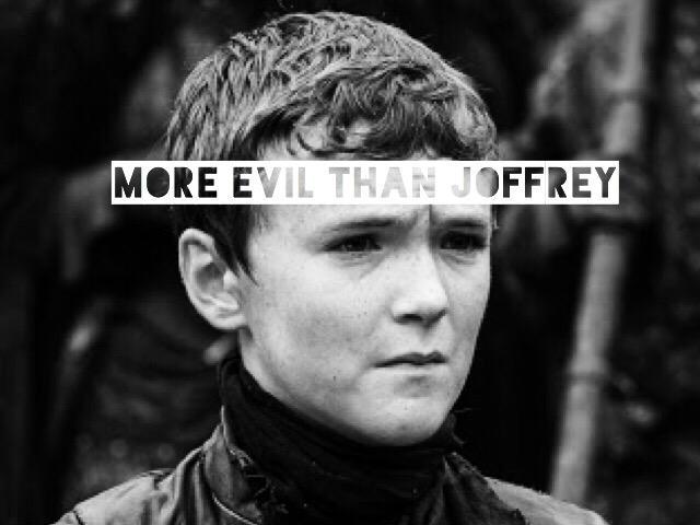 More evil than Joffrey #GoT #GameofThronesFinale http://t.co/AhpVfUglRK