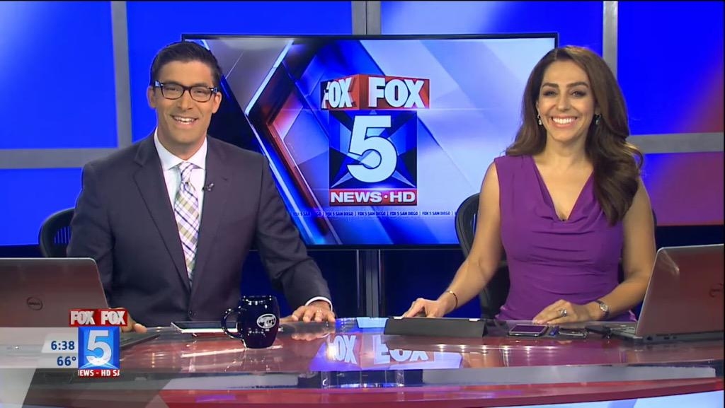 Starting the week with @shallyFOX5 and @RaoulFOX5 on @fox5sandiego http://t.co/acn9oN7tGI