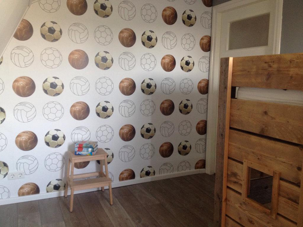 Behang Kinderkamer Voetbal : Voetbalbehang hashtag on twitter