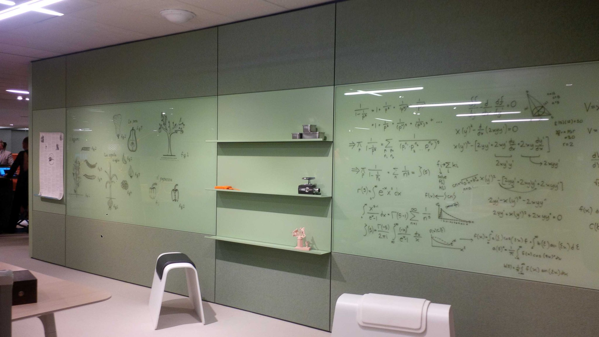 Kw interior design on twitter very nice application from for Back painted glass design