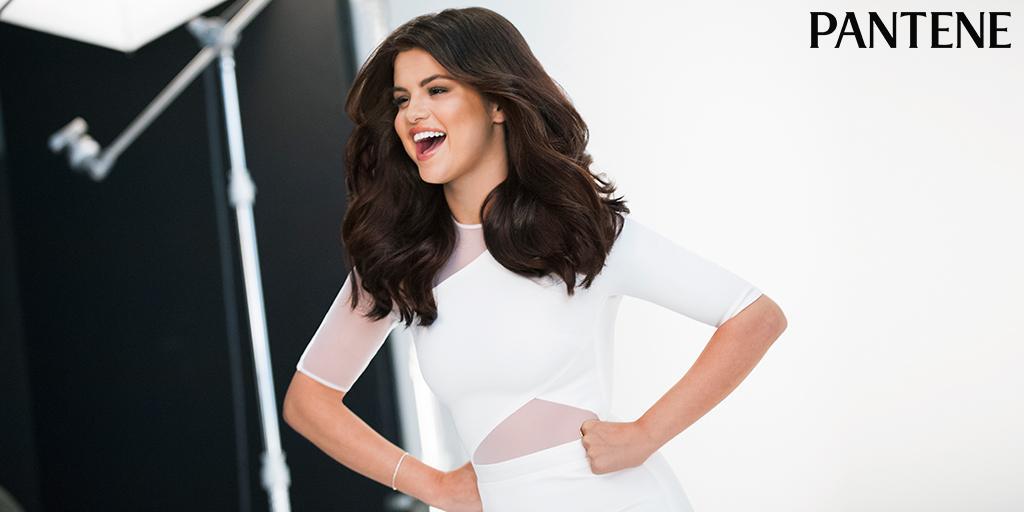 FOTO Selena Gomez nuovo volto di Pantene