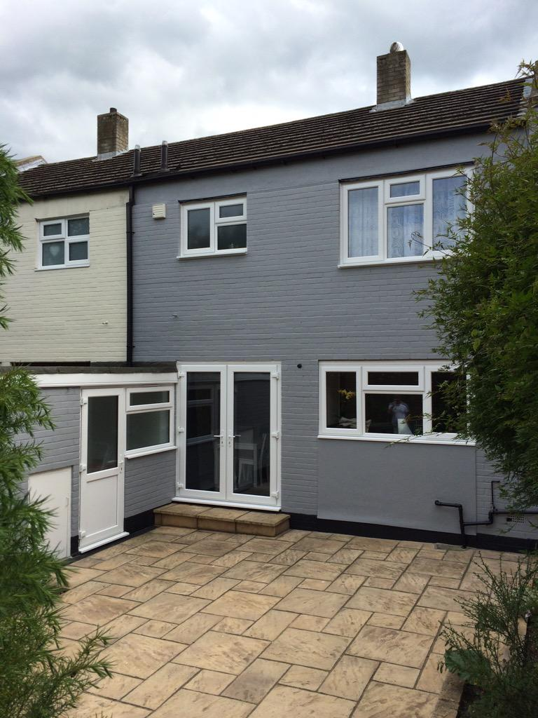 Dulux Weathershield Concrete Grey Smooth Masonry Paint 5l The 111 Best Images About Exterior