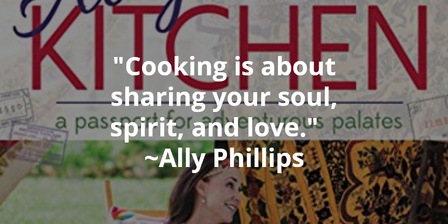 Such a fun cookbook from @AllysKitchen! http://t.co/dAWXQDmEhE   (http://t.co/hUkuaaLerV) http://t.co/R7Zx5cBWkT