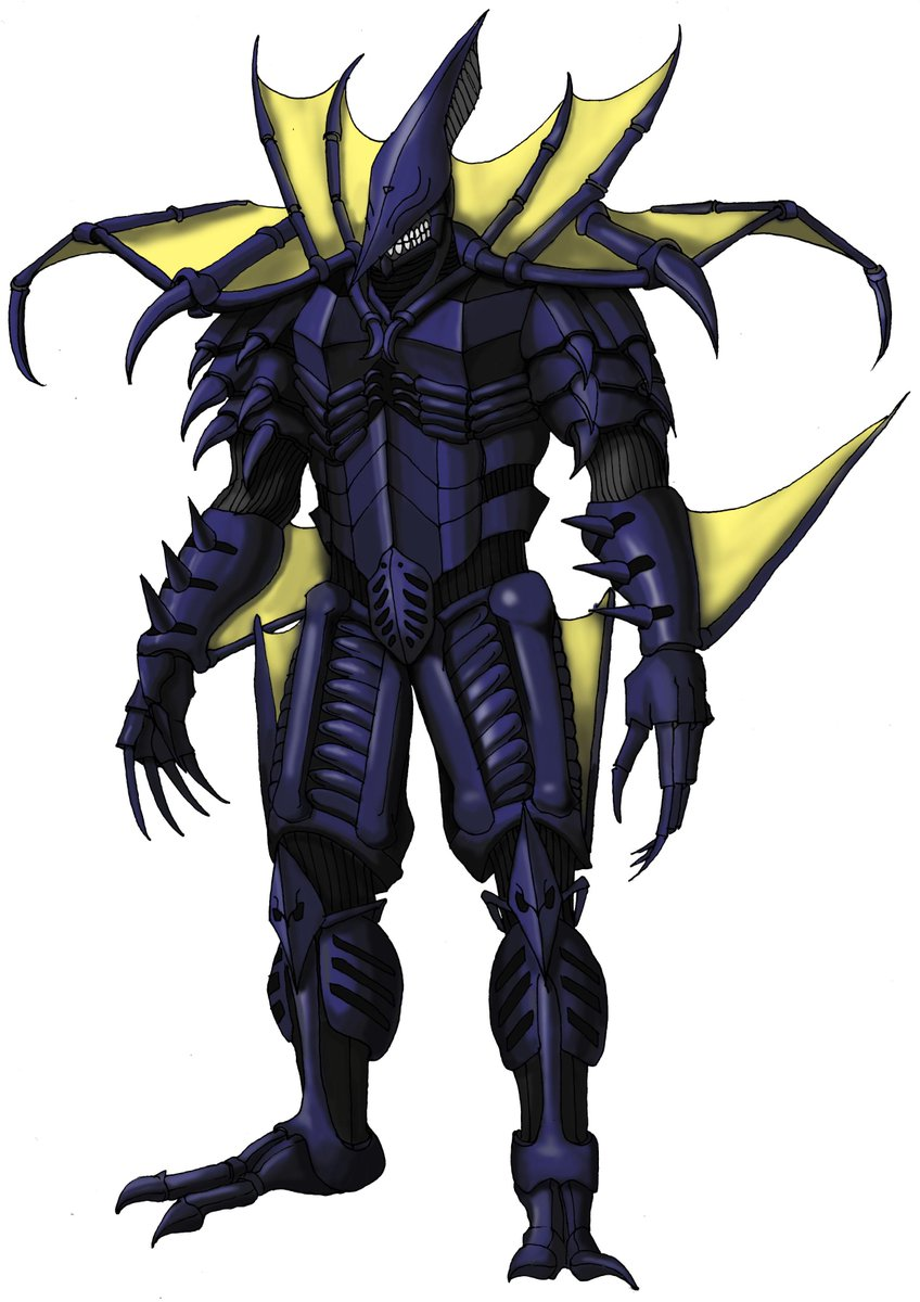 ULTRAMAN 怪獣・異星人キャラデザ画像
