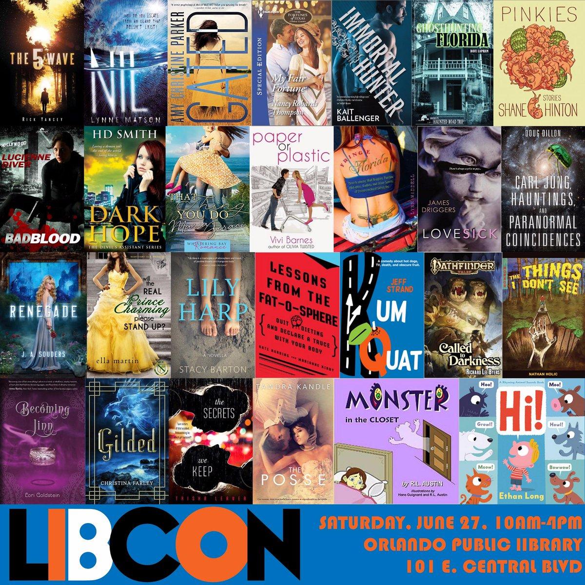 27 amazing authors in Orlando on June 27th! https://t.co/BiGUNjHc7f #myorlando #orlandodoesntsuck #dto #amreading http://t.co/SNjoDmLL27