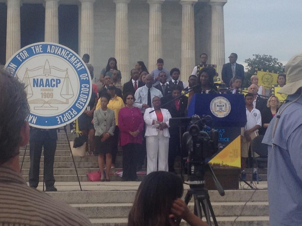 Honored to speak today with inspiring individuals during this #JusticeSummer #JourneyforJustice #CommonCause http://t.co/M1lSKz3I36