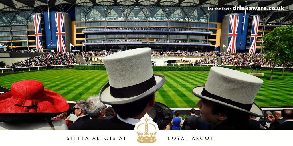 Royal Ascot 2015. CHjQx3oUcAEYWMQ