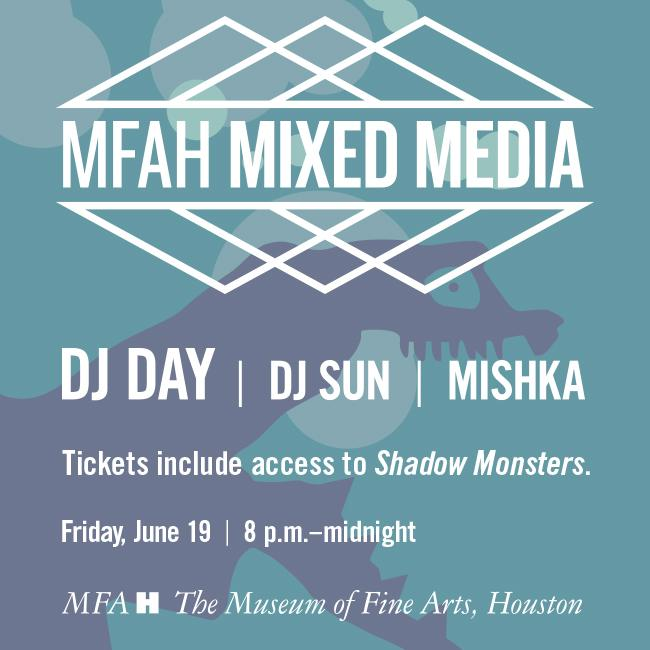 #MFAHMixedMedia GIVEAWAY! Retweet to enter to win 2 tix to this Friday's late-night art bash. http://t.co/IWxOlKVI1N http://t.co/KaZJV6J56a