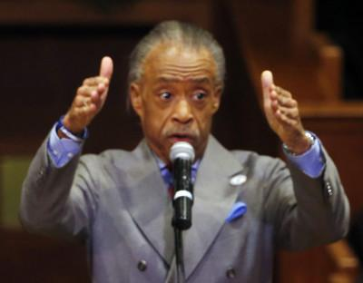 Why is tax cheat Al Sharpton given White House party and not jail?