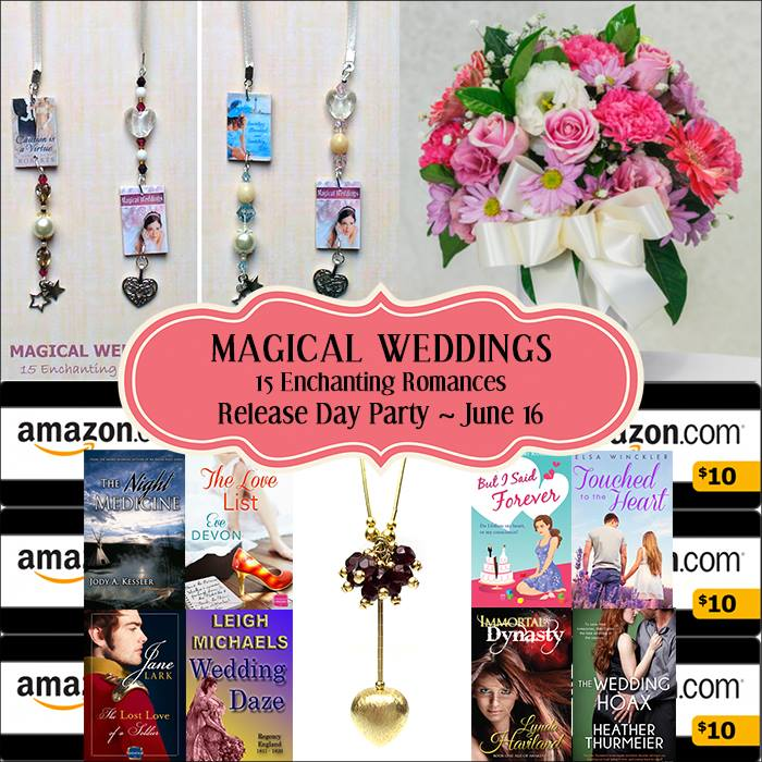 A sneak peek at some of our amazing prizes. #MAGICALWEDDINGS! https://t.co/3OtCl9Xnlo http://t.co/mj1pKSqueG