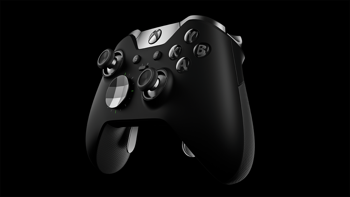 Introducing the Xbox Elite Wireless Controller coming this Fall http://t.co/6aD3GHBHYQ