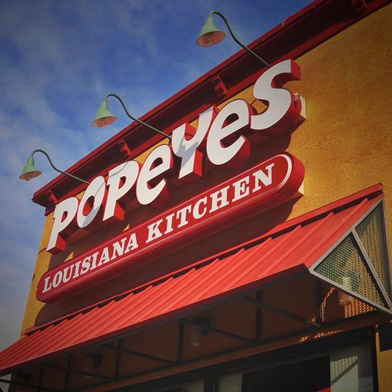 Popeyes Chicken On Twitter Baltimore Md Fairfield Ca
